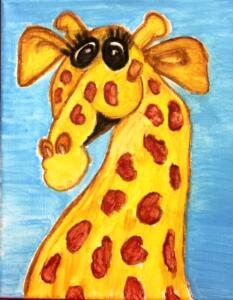 Giraff, easy version